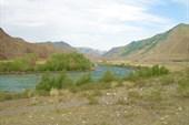 18. Река Алаш.