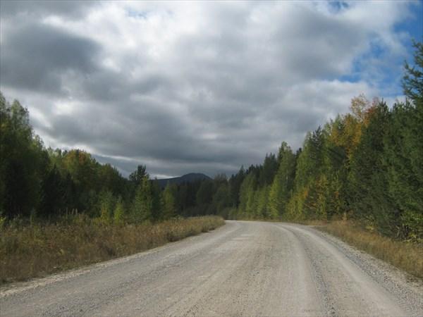 Баяновская дорога.