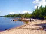 Ондозеро. Южный берег.