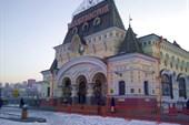 Железнодорожный вокзал Владивосток