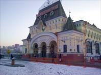 Дальневосточный двойник. Автор: Герман Мышев