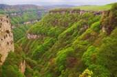 Ущелье реки Гунделен
