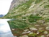 Ергаки. Район Цветных озер
