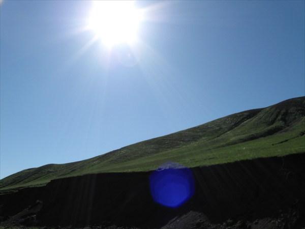 на фото: Неподалеку от д.Бустубаево