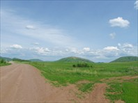 Холмы и дороги