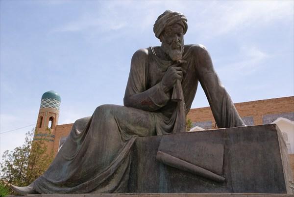 памятник Аль-Харезму