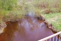 Ширина реки - как в верховьях