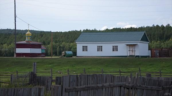 Троицк. Магазин