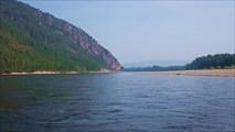 Чара в районе притока Ой-Юрях