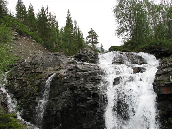 """водопад """"Красивый"""""""