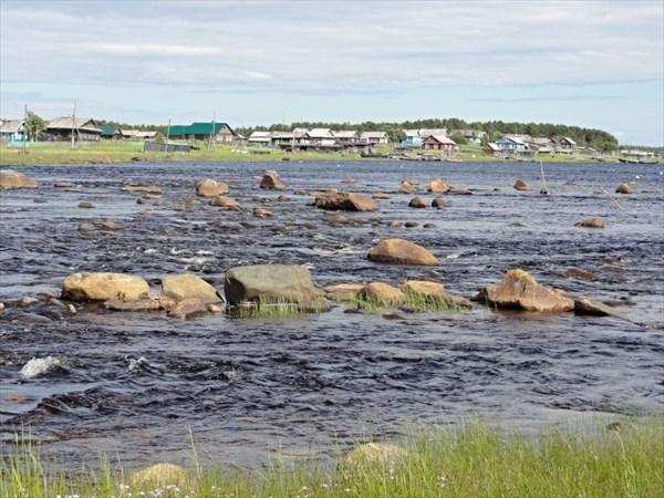 Река Калга