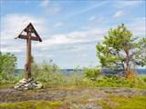 Крест на м.Парусница