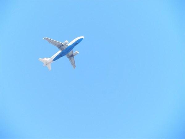 071-Трогир-самолет