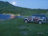 4 утра на озере Саввушкино (на карте Колыванское)
