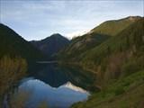 Кольсайское озеро (нижнее)
