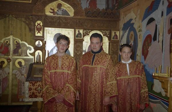 В православном храме Мюнхена