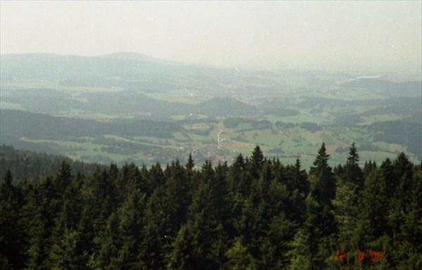 Поход по Баварскому лесу