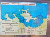 Лоция; на карте указано месторасположение проката