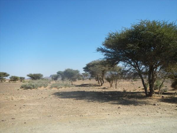 Долина у Douar Ait Maasoud