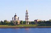 Рыбинск. Волга.