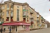 Сталинская архитектура в Старом городе Краматорска