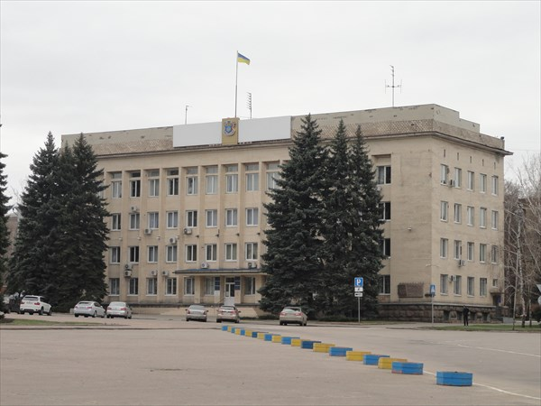 Мэрия Краматорска и областная администрация