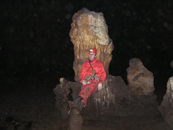 Серёга на троне подземных королей