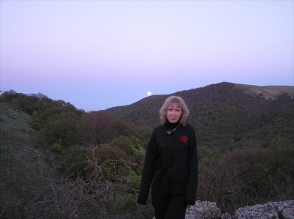 Ольга,восход
