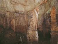 Ещё одна пещерная красивость