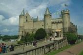 Антверпен. Старый замок