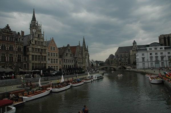 Канал В Генте