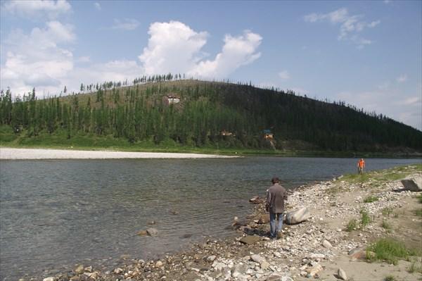 Река Кожим
