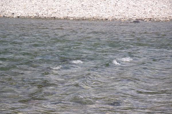 Воды не много