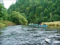 Маленькая река - большой экстрим: сплав по рекам Биракан, Кур
