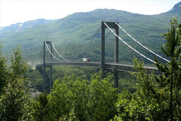 Мост Rombaksbrua
