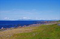 Норвежское море в ясную погоду