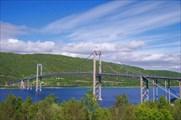 Мост Tjeldsundbrua