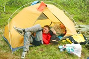Вася и Яна отдыхают