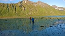 Псевдонаучная экспедиция по исследованию вулканов Morfjorden