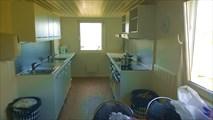 Кухня в Tjeldsundbrua Camping