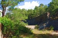 Руины завода