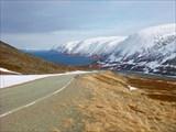 Фьорд Hopsfjorden