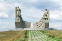 Памятник-Мемориал Славы на Самбекских высотах