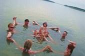 Озеро Медвежье (купаемся)