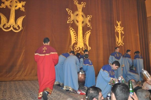 Рождественское богослужение 6 января 2015 г.