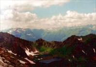 Вид на Большой Кавказ