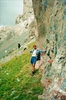 У перевала Кырт-Хуа