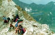 На перевале Кырт-Хуа