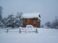 Дом в урочище Чистанка
