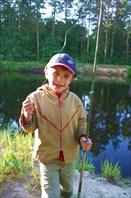Леша - рыболов